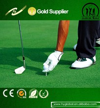 15mm outdoor&indoor natural green artificial grass easy install synthetic turf grass for golf