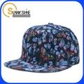 brillo de sol de encaje personalizado mariposa snapback sombreros venta al por mayor