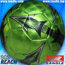 Leather Stitched machine stitched street soccer ball