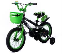 2015 new design cheap price 4 wheel kid bike / children bike