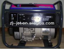 2kw 2.5kw 3kva gasoline generator YAMAHA ELEPAQ ELEMAX KQBALL MODEL CE SONCAP cheap price made in chongqi