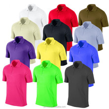 High quality cotton man polo t shirt