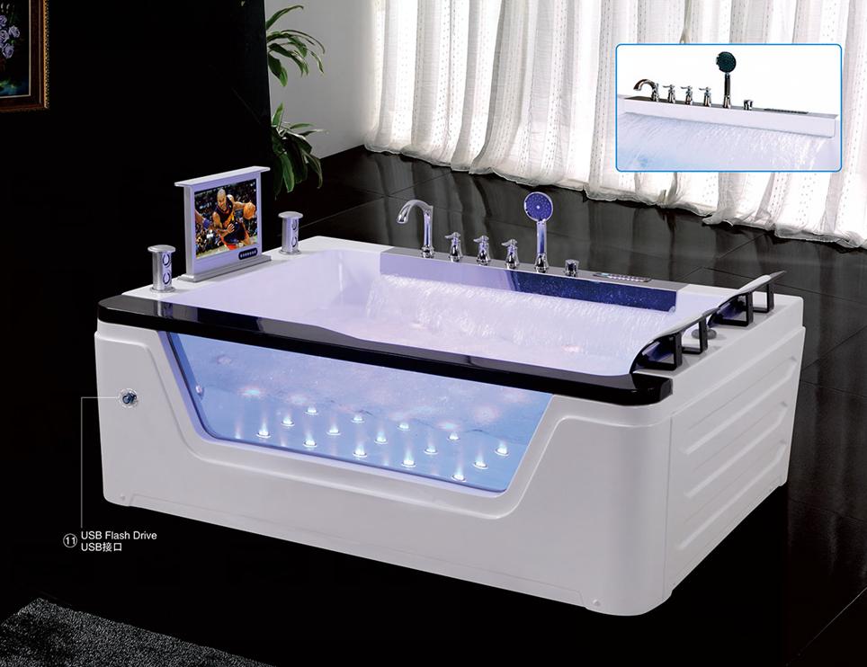 Nieuwe Badkamer Vloer ~ Badkamer Lampen Design  Acrylic Bathtub with Seat