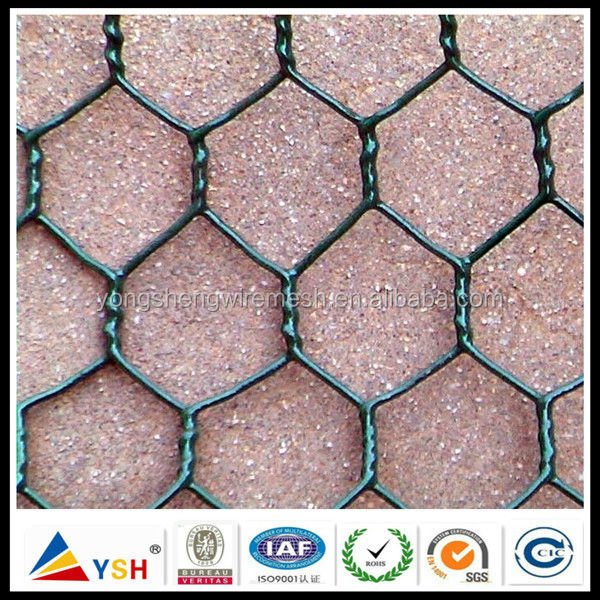Hot sale slope and mountain protection hexagonal steel