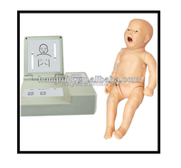 Advanced Full-function medical training baby manikins & Hot sale baby nursing training simulator