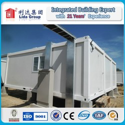 2022 QATAR/SAUDI/UAE CE/SGS/ISO Top 10 Prefab House Container for Mining Accommodation/site office/toilet