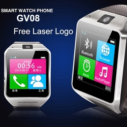Bluetooth pedometer for android phone pocket watch mobile phone