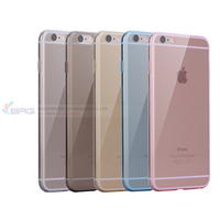 BRG Ultrathin clear transparent Tpu Case For iPhone 6s,For iPhone 6s Tpu Case