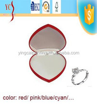 2015 Antique style Wedding Heart Shape Ring Box CY-SY107