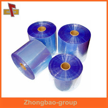 guangzhou zhongbao producted polyolefin shrink film for surface packaging