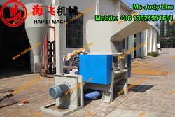 Hero Recycling Machine Plastic Crusher for e-waste plastic