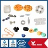 Silicone rubber key for medical and health machine