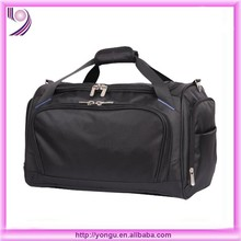 High quality ballistic nylon traval bag with shoe compartment