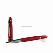 Sapry Red sign pen glitter surface shining Ball pen Roller pen