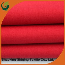 wholesale woven shirt poplin dyed cotton plaid shirt fabric
