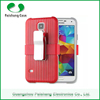 New Design Reasonable Price Armor combo case Hybrid 2 in 1 dual layer case with stand function for Samsung Galaxy S5