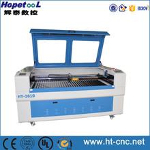 Top quality RECI tube 1600*1000mm laser cutting machine/CNC laser cutting machine price