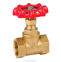 Amico Hydraulic Manual Brass Globe Valve/Stop Shut Off Valve