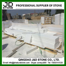 natural snow white marble blocks for sale