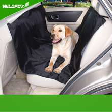 high quality water proof back pet seat cover