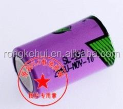 TADIRAN SL-550 lithium battery with capacity 4.5AH-4000Ah