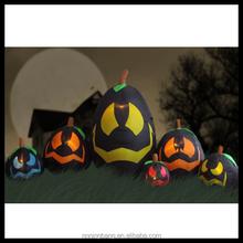 Halloween customized terrorist inflatable mask for kids