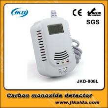 Auto reset natural lpg gas alarm detector system