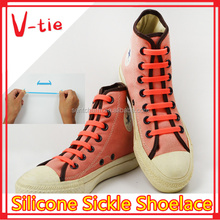 Sport safety silicone flexible custom logo shoelace charms for adidas women