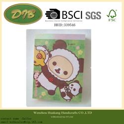 San-x Rilakkuma bear panda mini memo pad NEW