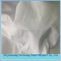 t-shirt white plain t/c 65/35 45x45 133x72