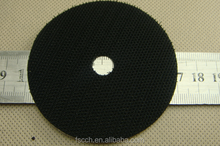 70mm Special type die cutting hook & loop dots with hole