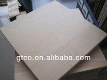 madera contrachapado de bambú de 3 mm