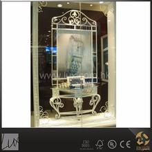 Romantic modern design watches jewelry perfume display racks