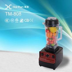 Durable best selling hotel use china 6 speed fruit and vegetable blender