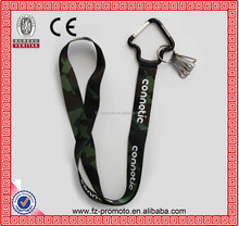 New NFL Lanyard Keychain ID Holder PANTHERS With Quick Release/connect New