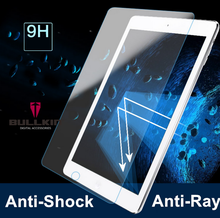 for ipad2/3/4/5 2.5D 9h tempered glass screen protector