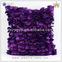 new design applique cushion / cushion covers,colorful dot cheap cushion cover
