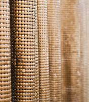 Metallic sequin fabric/aluminum material metal cloth for room partition screen