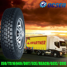factory supplying 11.00R20 tubeless radial truck tire