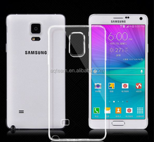 Classic China Wholesale Manufacturer Case For Samsung Galaxy Note 4 Case , TPU Case