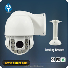 Video Motion Detector1/3 SONY 4 Inch Mini IR High Speed Dome Camera 10x, f=(5.0mm~50mm),700TVL Zoom Camera Pan & Tilt &Zoom