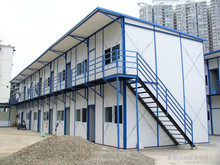 2 Storey prefab K house use as meeting room,office,camp,accomdation,labour house