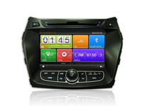 Competitive price and high quality car radio dvd gps navigation for Hyundai IX45