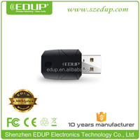 EDUP IEEE802.11b/g/n 300M Wireless WiFi USB 2.0 Network Cards usb wireless adapter for android EP-N1571
