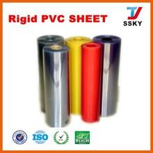 2015 Hot sale Inkjet printable pvc plastic sheet pvc foam sheet in rolls