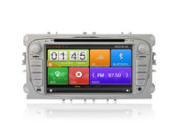car dvd player car gps navigation with 3G/wifi and OBD for Ford Mondeo old