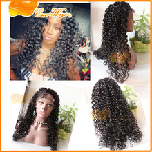 """Factory wholesale 100% human hair virgin brazilian hair lace front wig12""""-24"""" in stock"""