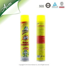 750ml Wholesale Insecticide Spray Manufacturer