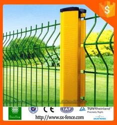 Outdoor folding metal dog fence