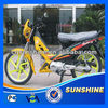 Top Selling Air Cooling Zongshen Engine 110CC Motorcycle (SX110-6A)